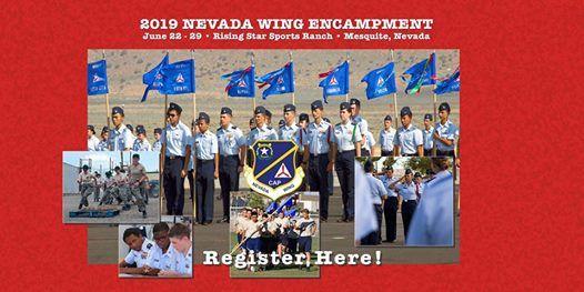 ab692aeda1e Nevada Wing Encampment at Nevada Wing