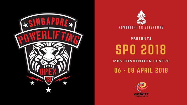 Singapore Powerlifting Open 2018