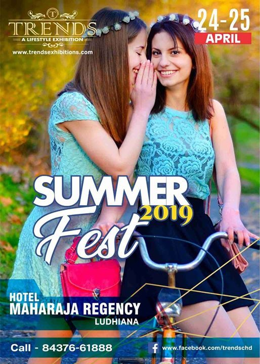 Summer Fest 2019 By Trends Exhibition