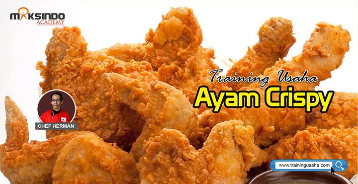 Training Usaha Ayam Krispy