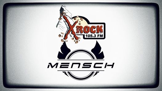 Mensch on XRock 105.3 FM - Durango CO