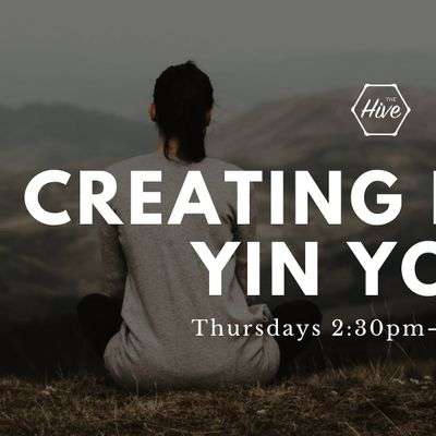 Creating Roots Yin Yoga