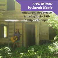 Live Music by Sarah Hoxie