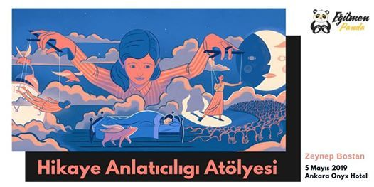 Hikaye Anlatcl Atlyesi Ankara
