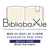 Bibliobattle (Theme Books That Inspire)