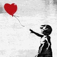Banksy am 07.05.2017 in Mnchen