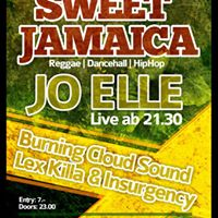 Sweet Jamaica Jo Elle live