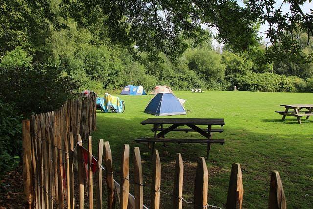 Camping Vrijbroekpark