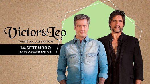 Victor e Leo no Km de Vantagens Hall  BH - 1409