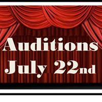 Open Auditions - Prescription for Mder