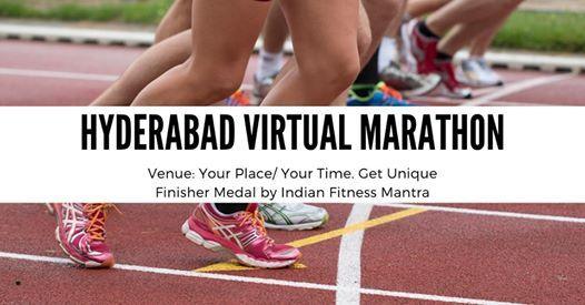 Hyderabad Virtual Marathon 2019