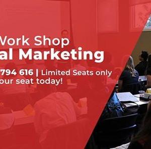 Free Workshop on Digital Marketing