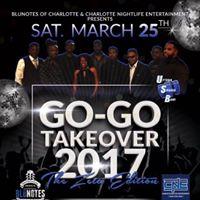 Go-Go Takeover 2017 The Zeta Edition