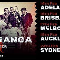Tromboranga Brisbane Concert