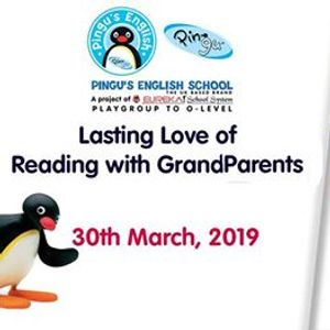 Lasting Love of Reading with Grand Parents