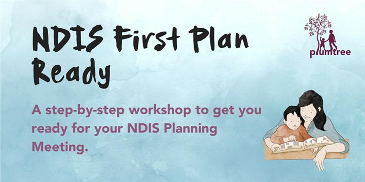 NDIS First Plan Ready 2018