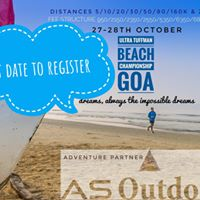Ultra Tuffman Beach Championship - Goa