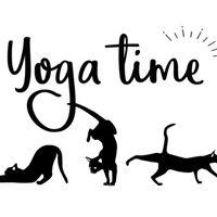 Lancement cours Yoga comotive