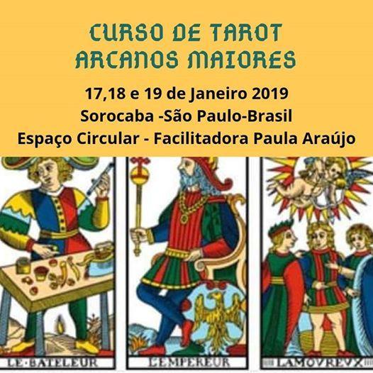 Curso de Tarot Arcanos Maiores