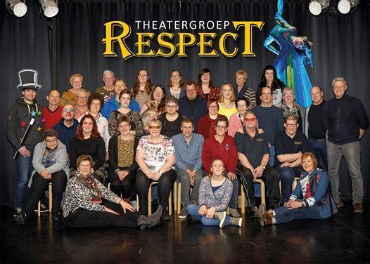 Theatergroep Respect  Ongelofeloos