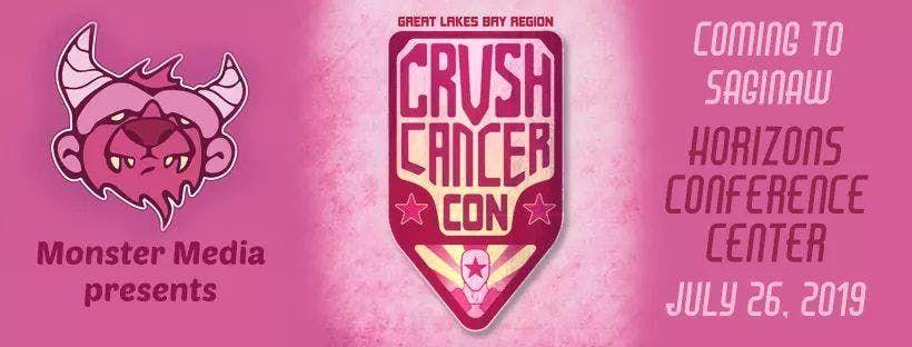 Great Lakes Bay Region Crush Cancer Con at Horizons