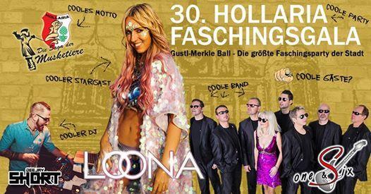 Loona Live 30.Hollaria Faschungsgala 01-03-2019