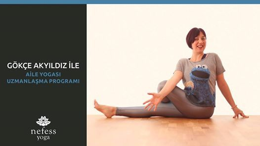 Gke Akyldz ile Aile Yogas Uzmanlk Program