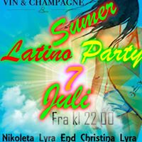 Latino Night 7 Juli  Royal Asker