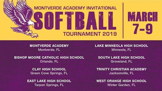 Montverde Academy Invitational Softball Tournament