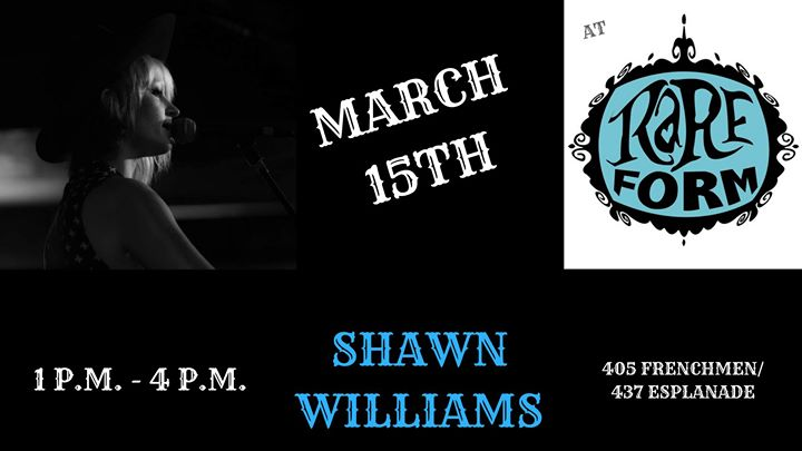 Shawn Williams At Rare Form New Orleans New Orleans