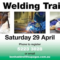 Supagas Geelong Open Day and Welding Training