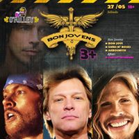 Bon Jovens 3  Bon Jovi  Guns N Roses  Aerosmith  ORilley