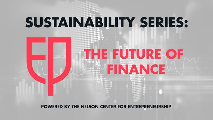Sustainability Series The Future of Finance