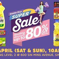 GobblerShop Super Sale (April 2018)
