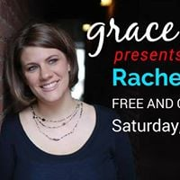 Grace Speaks Rachel Held Evans - 7pm October 21