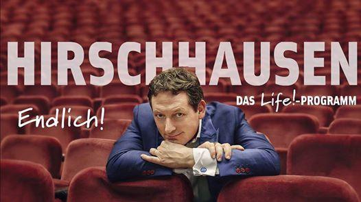 Dr. Eckart von Hirschhausen  Endlich - Live in Bayreuth