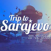 Trip to Sarajevo with ESN Rijeka  20th-22nd of October 2017