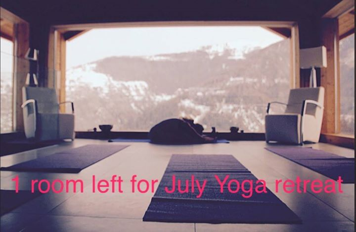yoga meditation retreat switzerland 1 7 july 2018