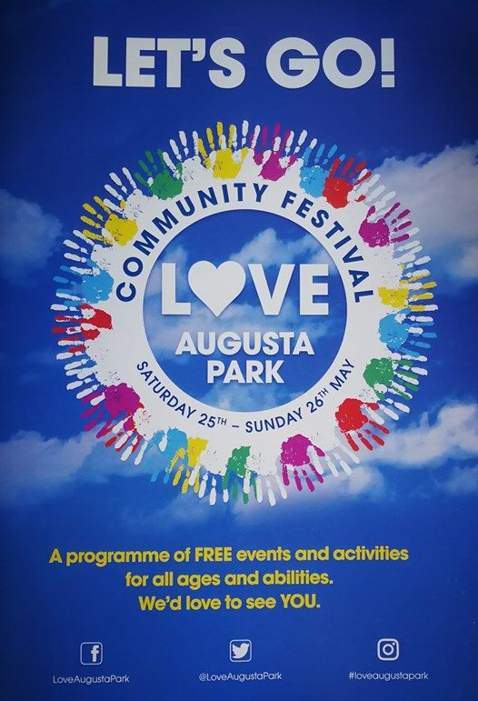 Love Augusta Park Community Festival