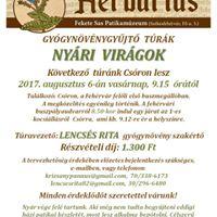 Herbarius tra Csron