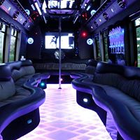 Tennessee Titans VS Las Vegas NFL Game Day Party Bus