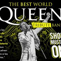 QUEEN Tribute - Queenie
