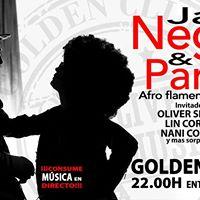 Jam con La Negra &amp Panky
