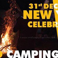 New Year Celebration &amp Camping at Kolad