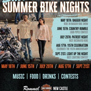 Smokin Summer Bike Nights
