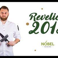 Revelion 2018  NOBEL cuisine