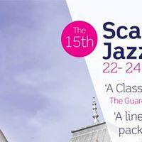 Scarborough Jazz Festival 2017 22 - 24 September