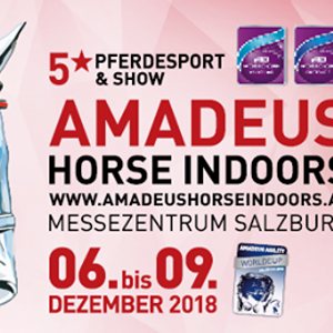 Amadeus Horse Indoors 2018 At Salzburgarena Salzburg