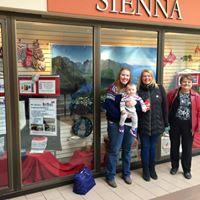 SNCS Mall Display