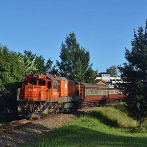 Inchanga Diesel Boxing Day Train